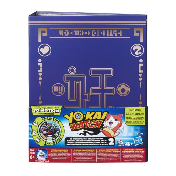 Yo-Kai Watch-S2 album collector