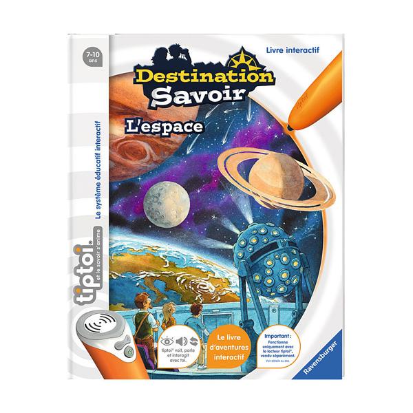 Tiptoi-Destination savoir l'Espace