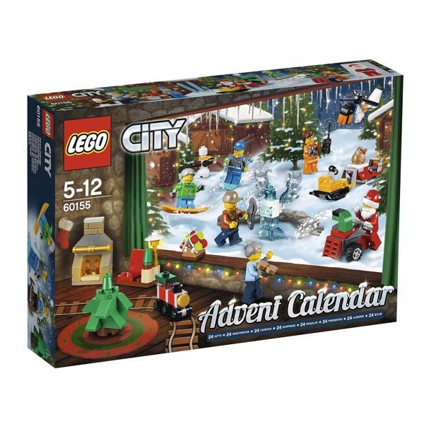 60155 - LEGO® CITY - Calendrier de l´Avent