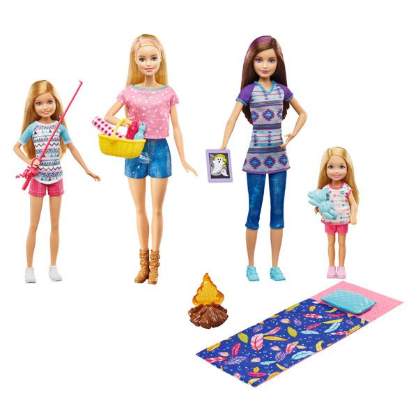 Barbie et sa soeur Mattel   King Jouet, poupées mannequin Mattel ... 9c2a6303ebd3