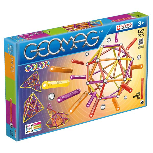 Geomag Color 127 pièces