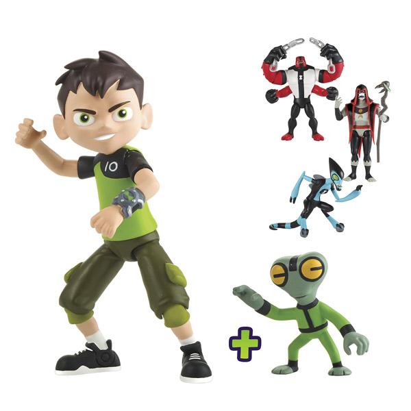 Ben 10 -Figurine et accessoires