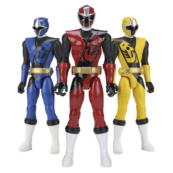 power rangers figurine 30 cm ninja steel bandai king jouet figurines bandai jeux d. Black Bedroom Furniture Sets. Home Design Ideas