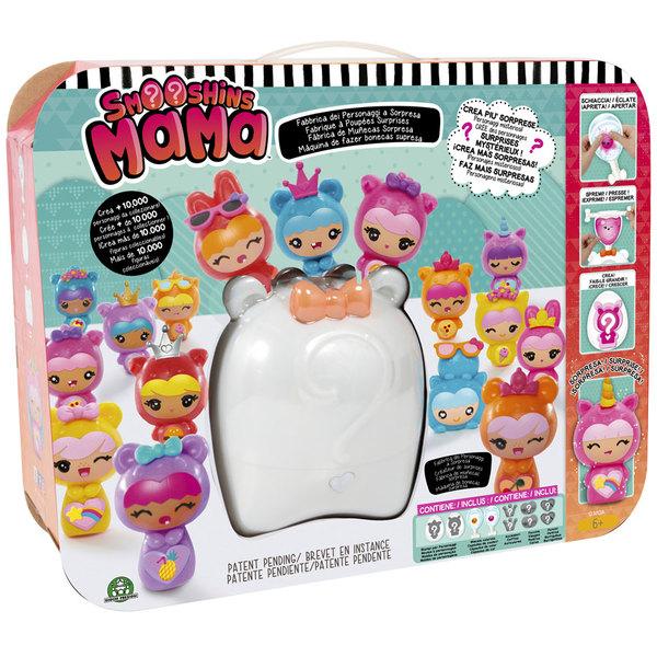 Smooshins-Fabrique à poupées surprises