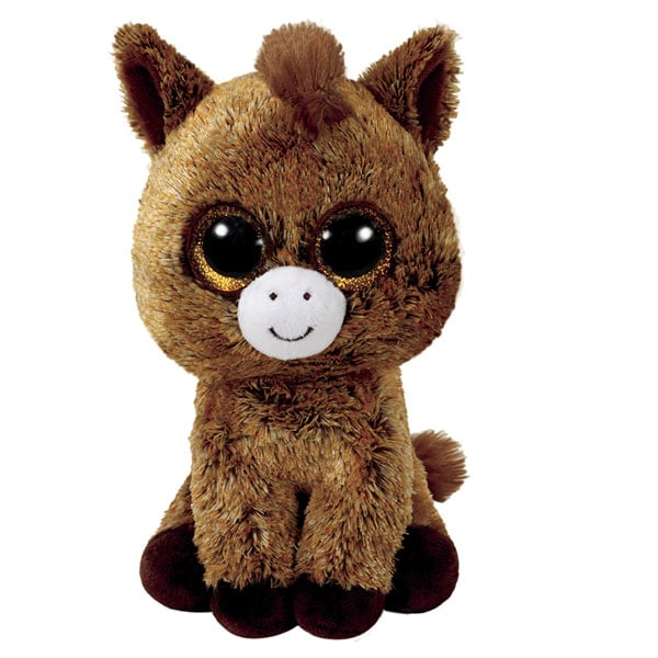 Peluche Beanie boo s - Harriet le cheval 15 cm TY   King Jouet ... 51f33f3a848c