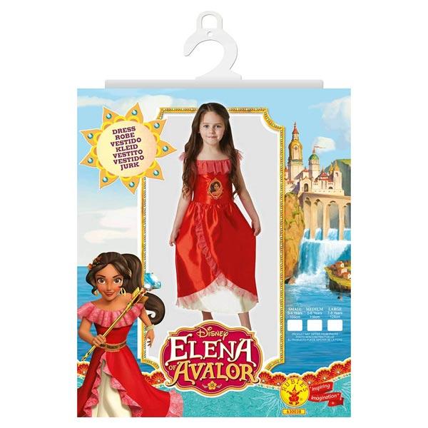 Disney-Déguisement clasique Elena d