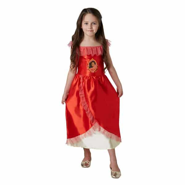 Disney-Déguisement clasique Elena d'Avalor 3/4 ans