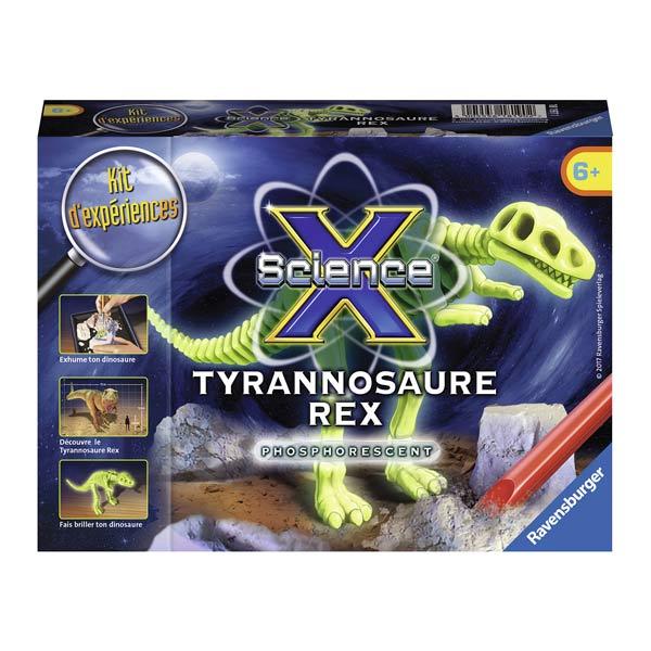 Sciences X-Mini T-Rex phosphorescent