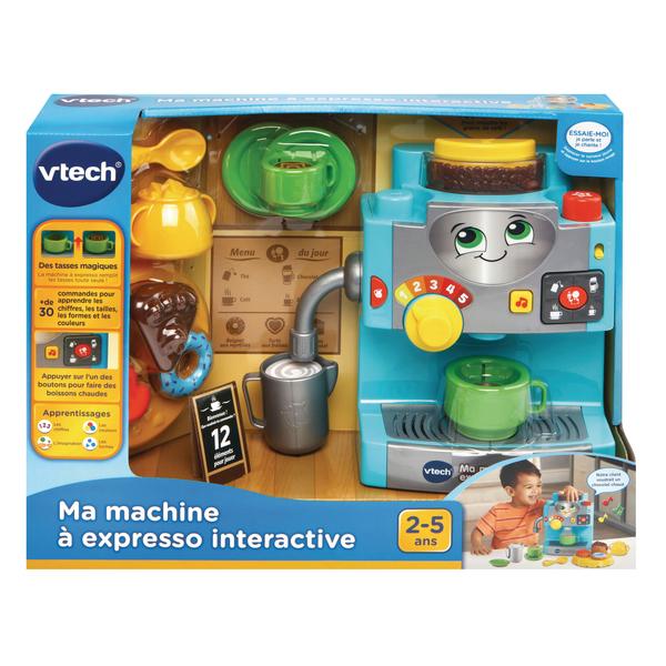 Ma machine à Expresso interactive