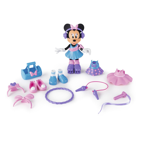 Minnie - Fashionista Fitness 15 cm