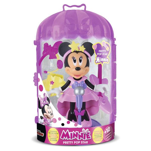 Minnie Mouse Poupée Pop Star