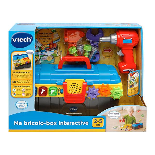 Ma bricolo-box intéractive