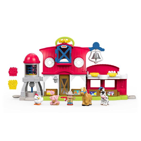 les animaux de la ferme fisher price king jouet activit s d 39 veil fisher price jeux d 39 veil. Black Bedroom Furniture Sets. Home Design Ideas