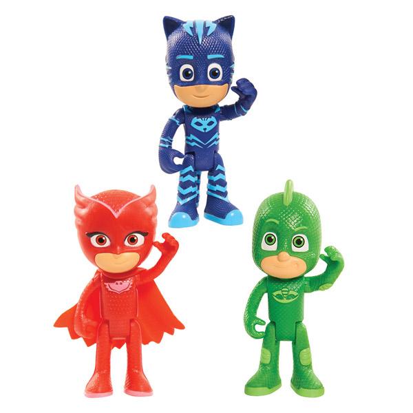 figurine articul e pyjamasques 7 5 cm giochi king jouet figurines et cartes collectionner. Black Bedroom Furniture Sets. Home Design Ideas