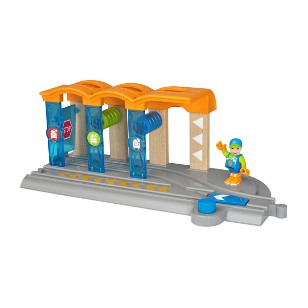 Brio 33874-Station de lavage locomotive intelligente