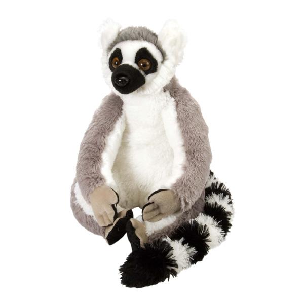 Peluche Lémur 30 cm
