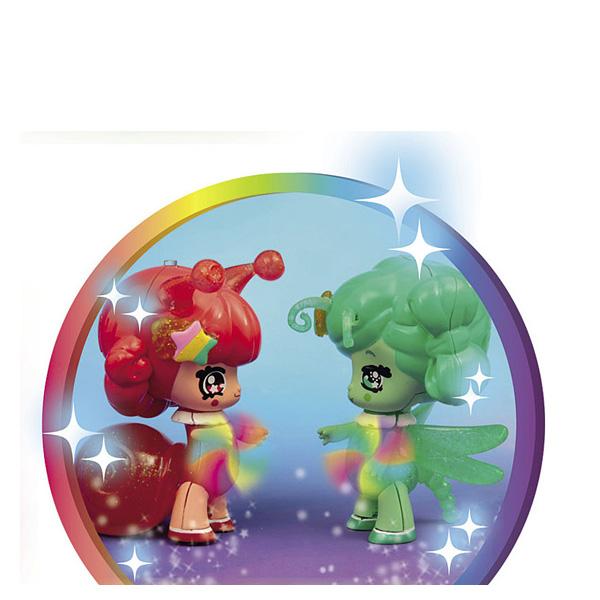 Coffret 2 Glimmies Rainbow Friends