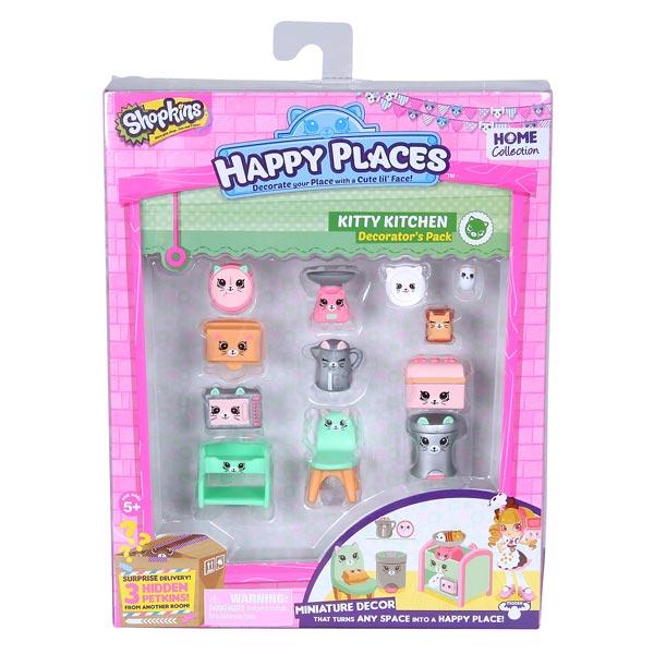 Shopkins Happy Places-Coffret décor