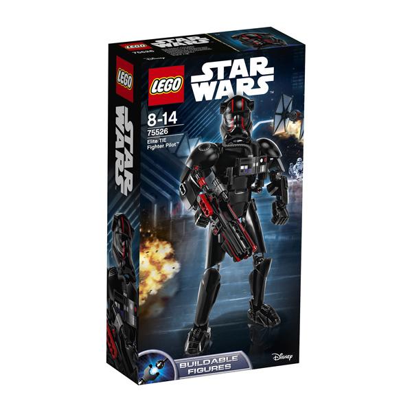 75526 - LEGO® STAR WARS - Pilote Elite TIE Fighter