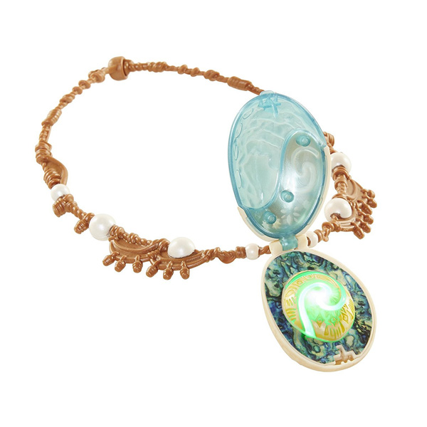 Collier Coquillage Lumineux Vaiana