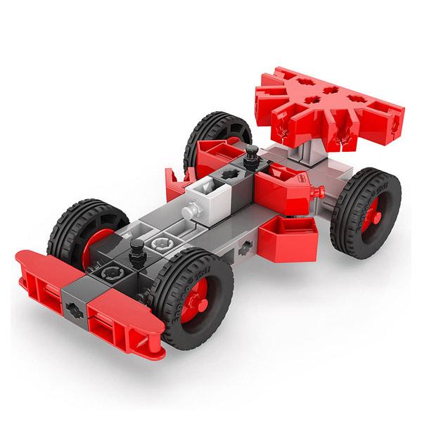 voiture de course speedsters formule 1 engino king jouet lego planchettes autres engino. Black Bedroom Furniture Sets. Home Design Ideas