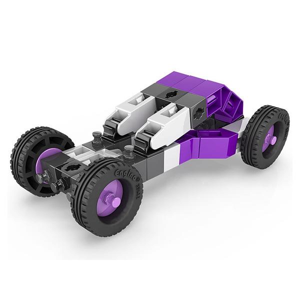 voiture de course speedsters racer engino king jouet lego briques et blocs engino jeux de. Black Bedroom Furniture Sets. Home Design Ideas