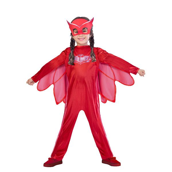 Pyjamasques-Costume Bibou 3/4 ans