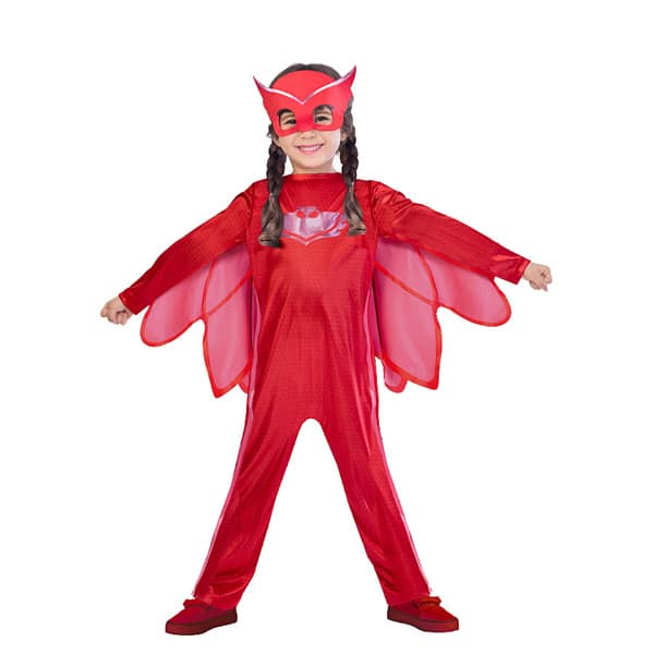Pyjamasques-Costume Bibou 5/6 ans