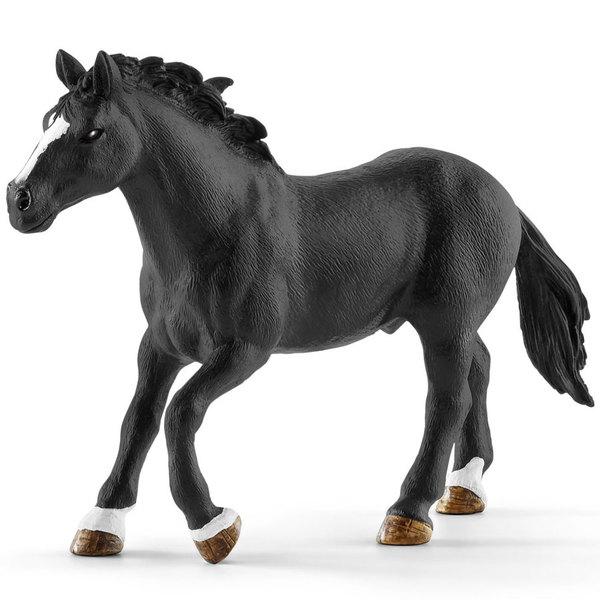 Cheval avec figurine cowboy