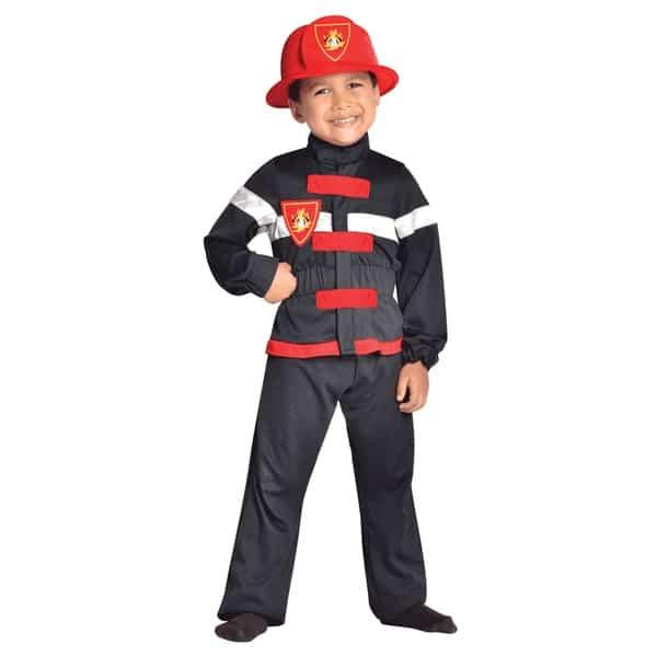 Déguisement Pompier 3 à 5 ans