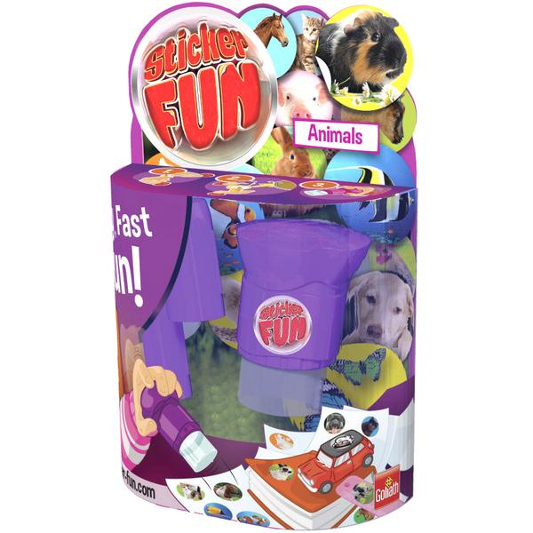 Sticker Fun animaux