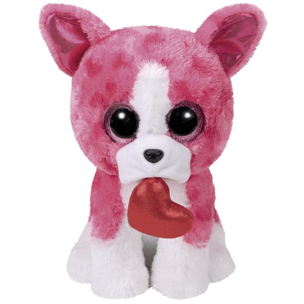 Beanie Boo'S - Peluche Medium Romeo Le Chien 23 cm