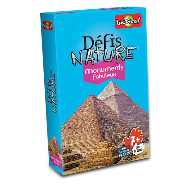 Défis Nature monuments fabuleux