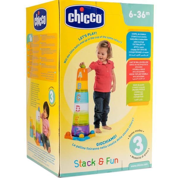 Stack & Fun Jeu d