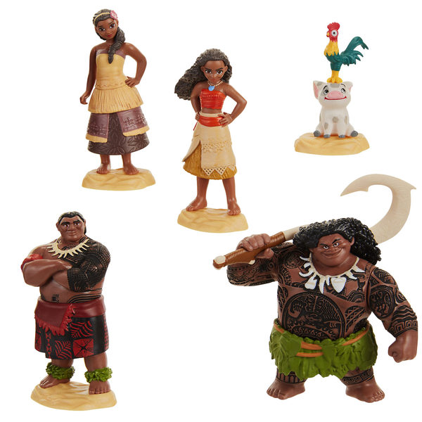 Figurine de collection Vaiana 9 cm - Disney Princesses
