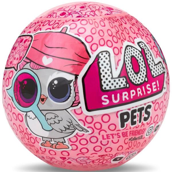 boule lol pets 7 surprises splash toys king jouet figurines splash toys jeux d 39 imitation. Black Bedroom Furniture Sets. Home Design Ideas