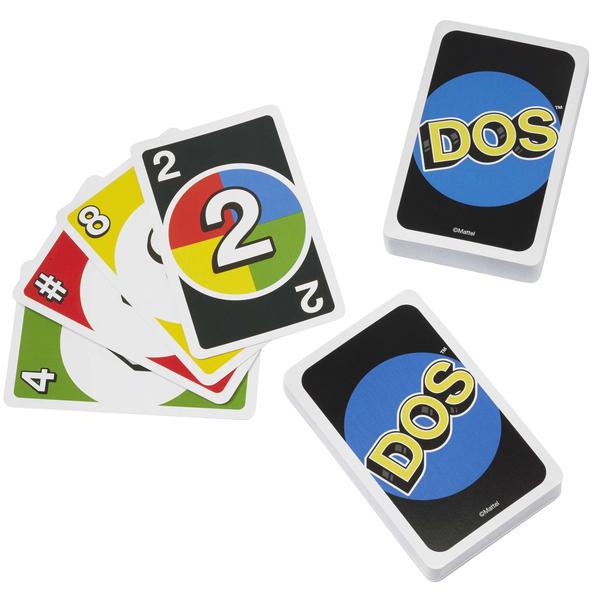 Jeu de cartes Dos