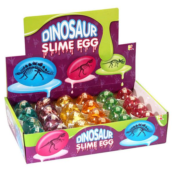 Slime Dinosaure