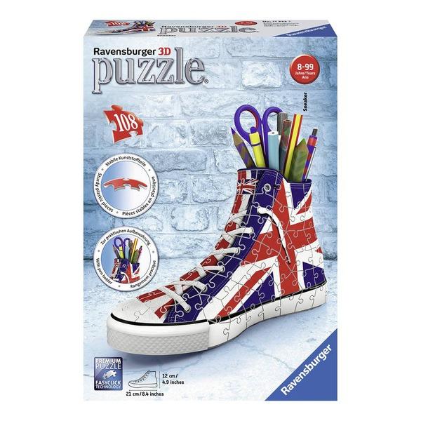 Puzzle Sneaker 3D