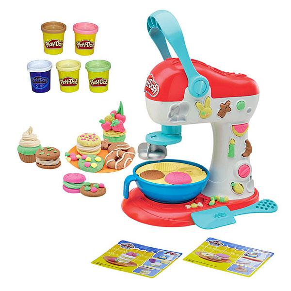 Play-Doh-Le robot pâtissier