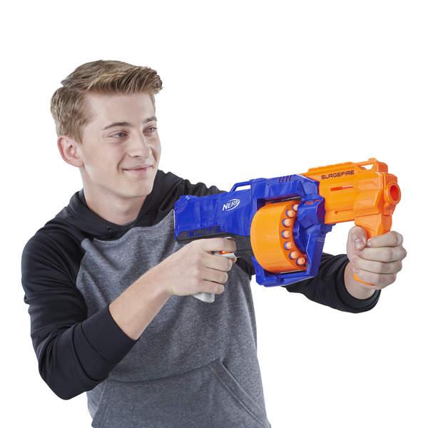 Pistolet Nerf Elite Surgefire
