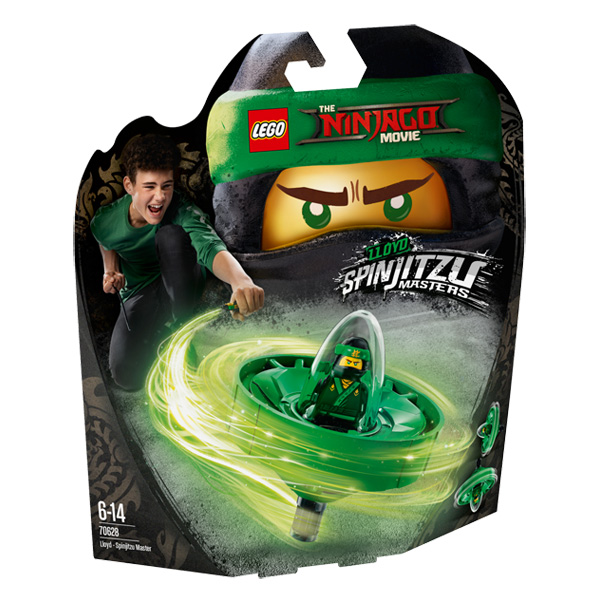 70628 lego ninjago lloyd matre du spinjitzu - Jeux De Lego Ninjago Spinjitzu