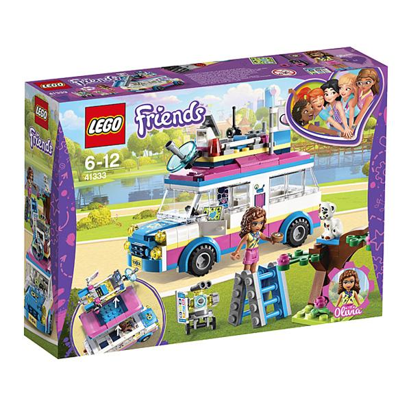 41333 - LEGO® FRIENDS - Le véhicule de mission d