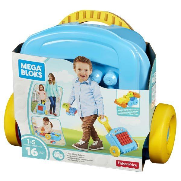 Mega Bloks - Ma première valise