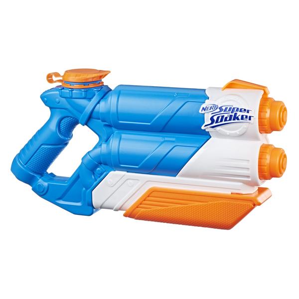 Pistolet à eau Nerf Super Soaker Twin Tide