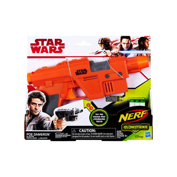 Nerf Star Wars - Blaster de Poe Dameron