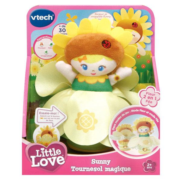 Little Love-Fleur magique