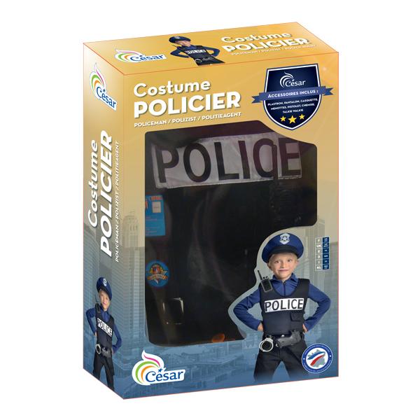 Déguisement policier 5/7 ans