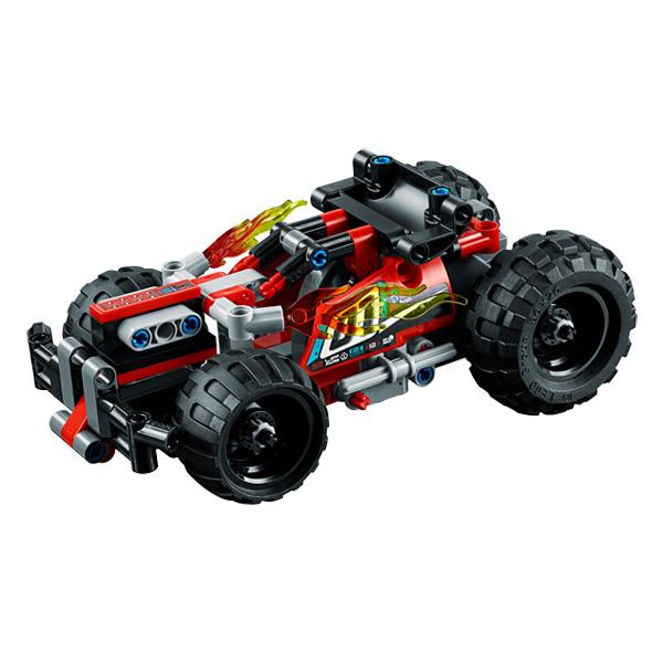 42073 - LEGO® Technic véhicule Tout Flamme