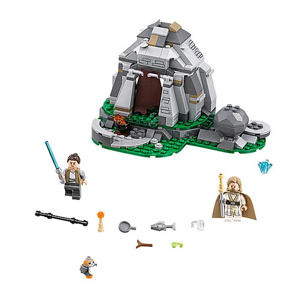 75200 - LEGO® STAR WARS - Entraînement sur l